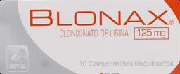 Dolor Y Fiebre Blonax Com.125Mg.10