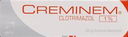 Antimicoticos Dermatologia Creminem Cr.1% 20Gr.