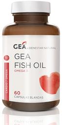 Vitaminas Y Minerales Gea Fishoil Cap.60