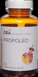Vitaminas Y Minerales Gea Propoleo Cap.30Mg.60