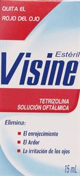Medicamentos Oftamologicos Visine Sol.Oft.15Ml.