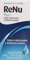 Medicamentos Oftamologicos Renu Plus Gts. 8Ml.