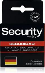 Security Way Preservativos Y Accesorios Seguridad X12