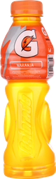 Bebestibles Gatorade Naranja 500Ml