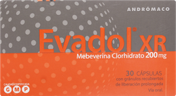 Colon Irritable Evadol Xr Cap.200Mg.30