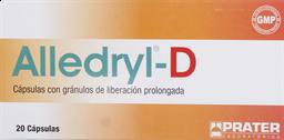 Rinitis Alledryl-D Cap.20