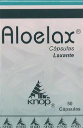 Laxantes Aloe Lax Cap.50