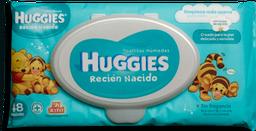 Higiene Infantil Huggies Wipes R.N. S/Fx48