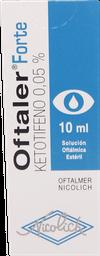 Medicamentos Oftamologicos Oftaler Sol.Oft.0.05% 10M