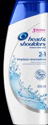 Shampoo H.Sho.Sh.2En1 L.Ren.375Ml