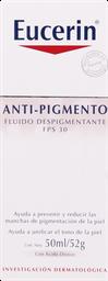 Tratamiento Facial Dermo Eucerin Fluido.Despig.50M