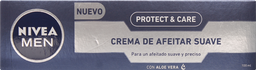 Preparados De Afeitar Nivea Men Cr.Af/S.P&C.100