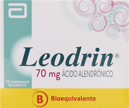 Osteoporosis Leodrin Com.70Mg.12