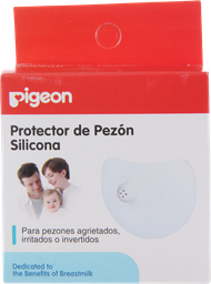 Accesorios Mamarios Pigeon Protector Pezon Silicona