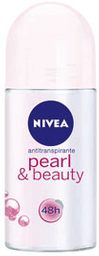 Deo Mujer Nivea Des.R-On Pearl 50Ml