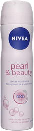 Desodorante Pearl & Beauty Spray X150Ml