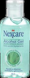 Jabon Sin Enjuage Nexcare Pocket Gel 60Ml