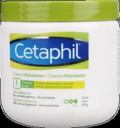 Hidratacion Corporal Dermo Cetaphil Cr.Humectan.453G