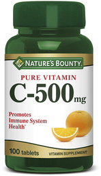 Vitaminas y Minerales Nb Vitam.c Com. 500mg.100