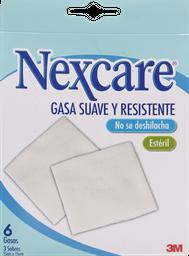 Gasas Nexcare Gasa N/Ad(15X15)6