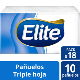 Normal Elite Panu.Pack 10X18