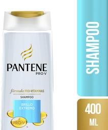 Shampoo Pantene Brillo Extremo 400 mL