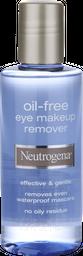 Removedor de Maquillaje Neutrogena Oil Free 162 mL