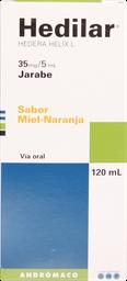 Antitusivos Y Antisepticos Bucales Hedilar Jbe.Miel/Nar.120M