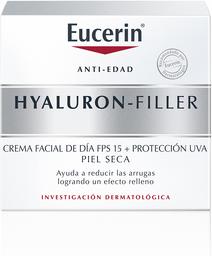 Crema Facial Dermo Eucerin Hyaluron FPS 15 Piel Seca 52 g