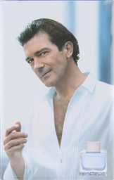 Fragancia Blue Ab Edt Antonio Banderas 1 ml