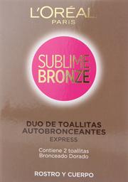 Autobronceante Sublime Bronze Toall.4