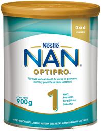 Formulas Nan 1 Pro 900Gr