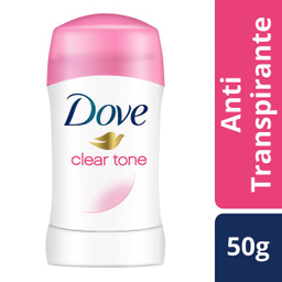 Dte Stick Clear Tone Dove Fco X 50Gr