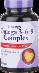 Vitaminas Y Minerales Na Omeg.69 Complex Cap.60