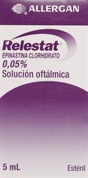 Medicamentos Oftamologicos Relestat Sol.Oft.0,05%5Ml