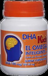 Vitaminas Dha Kids Omega-3 Cap.30