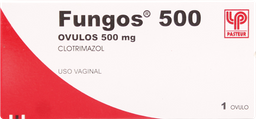 Antimicoticos Antiinfecciosos Fungos 1 Ovulo 100Mg