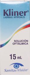 Medicamentos Oftamologicos Kliner Sol.Oft.15Ml