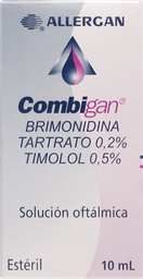 Medicamentos Oftamologicos Combigan Sol.Oft.10Ml