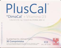 Calcio Mujer Pluscal Com.30
