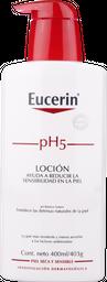 Hidratacion Corporal Dermo Eucerin Ph5 Loc.P/S 400Ml