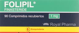 Dermatologia Cuidado Capilar Folipil Com.1Mg.90