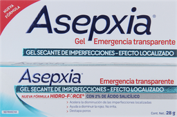Tratamiento Cuidado Facial Asepxia Spot Gel Secante