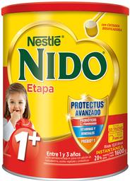 Leche Nido en Polvo Etapa 1 Mas Protectus avanzado 1600Gr