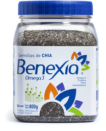 Vitaminas y Minerales Benexia Chia Semilla