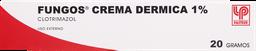 Antimicoticos Dermatologia Fungos Cr.Derm.1% 20Gr