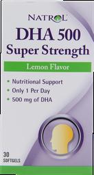 Vitaminas Y Minerales Dha 500 Brain Suppo.Cap30
