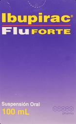Antigripales Ibupirac Flu Fte.Sus.100M