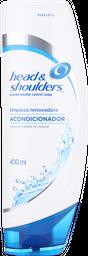Acondicionador Head & Shoulders Limp.Ren.C/G375