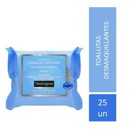 Make Up Remov Clean Towelette Neutrogena Fco
